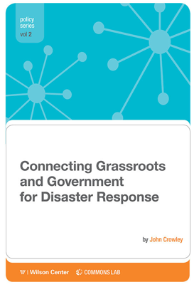 Connecting Grassroots and Government cover